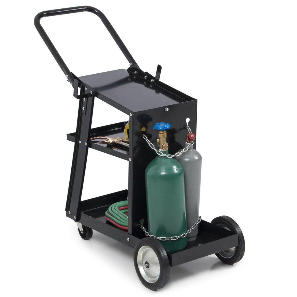 ARKSEN Universal Welding Cart