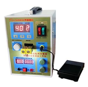 Battery Pack Spot Welder Welding Machine & Battery Charger 110V 3.8 out of 5 stars    6 customer reviews