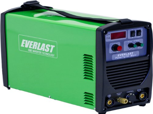 Everlast Powertig 185 Micro AC DC Tig Welder
