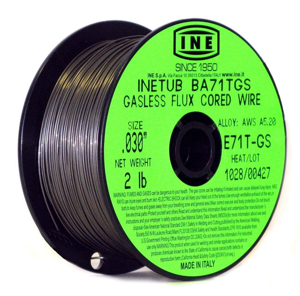 Steel Gasless Flux Cored Welding Wire