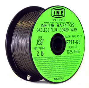 Steel Gasless Flux Cored Welding Wire
