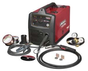 LINCOLN SP-140T WIRE FEED WELDER K2688-1