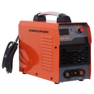 Digital Display LCD Welding Machine