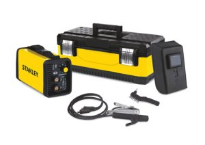 Stanley Power 119 120-volt 80-Amp DC Inverter Stick Welder