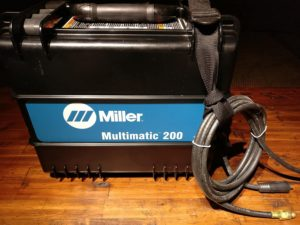 Wire Feed Welders