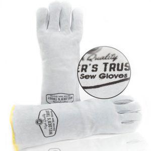 XL Heavy Duty Leather Welding Gloves