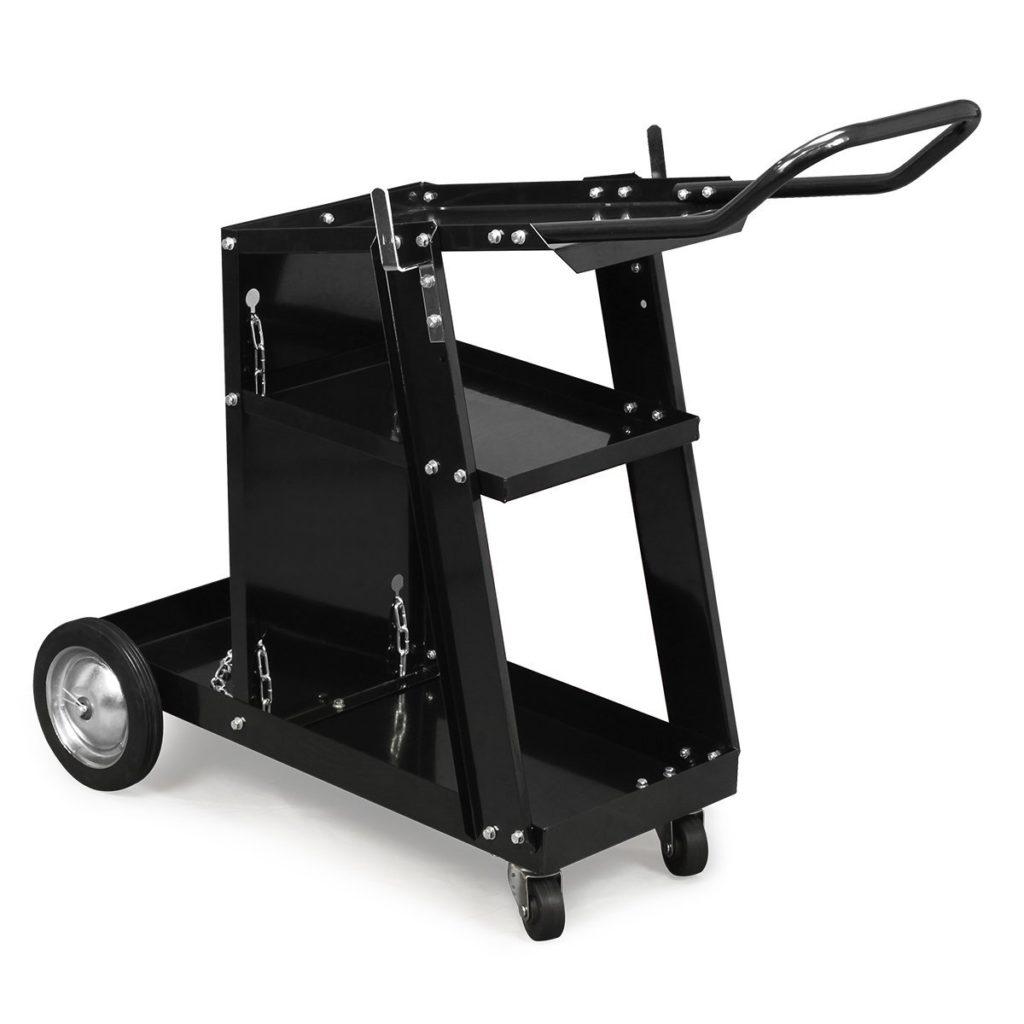 XtremepowerUS HD Welding Cart