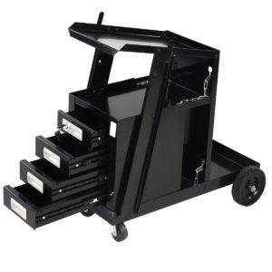 Goplus Universal Welder Cart