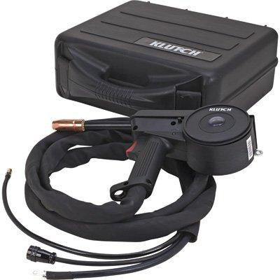 Klutch MIG/Stick 220Si 230V Multiprocess Welder with Spoolgun - 230V, 140 Amps