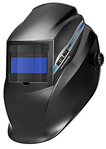 Auto Darkening Welding Helmet AB8100SC HOT Price/Cool Helmet. Features 9 to 13 Shade Control Solar Powered with Back Up Battery Power. Great For MIG, TIG, Stick Welding. Adjustable Shade Control