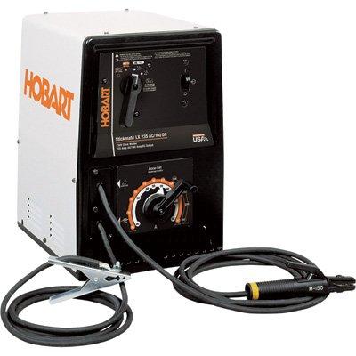 Hobart Stickmate LX235 AC/DC 230V Arc Welder/Stick Welder - 225 Amp AC Output, 150 Amp DC Output, Model# 500421