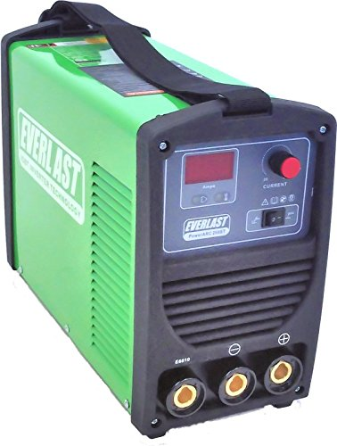 2017 EVERLAST PowerARC 200ST 200amp TIG Stick IGBT Welder 110/220 Dual Voltage