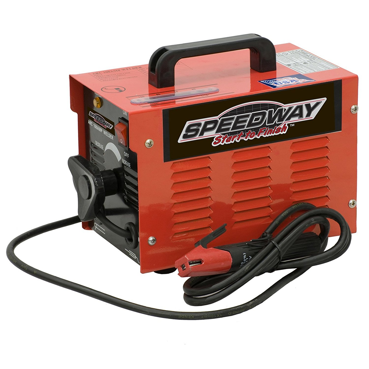 Speedway 7644 230V Single Phase Arc Welder