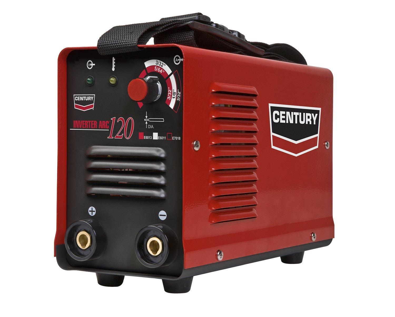 Century Inverter Arc 120 Stick Welder, 10-90 amps, 120V