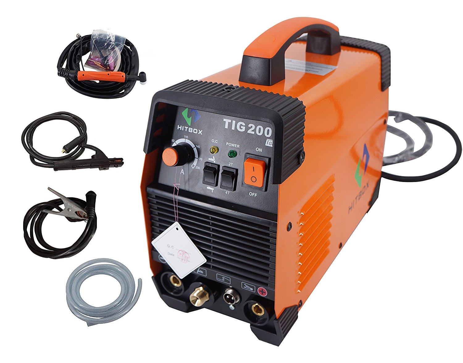 200 amp Portable TIG Welding Machine High Frequency 220V ...