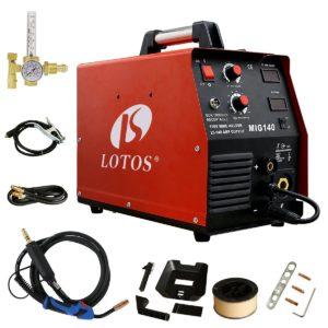 Lotos MIG140 140 Amp welder