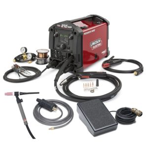 mig 210 multi-process lincoln tig welder review