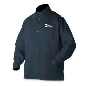 Navy Color Miller Electric Welding Jacket