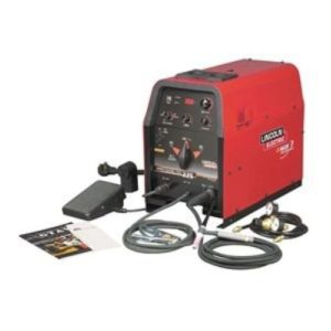 precision series welding machine
