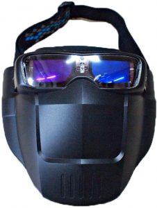 Servore Welding Goggle - Auto Darkening Arcshield 2 Mask