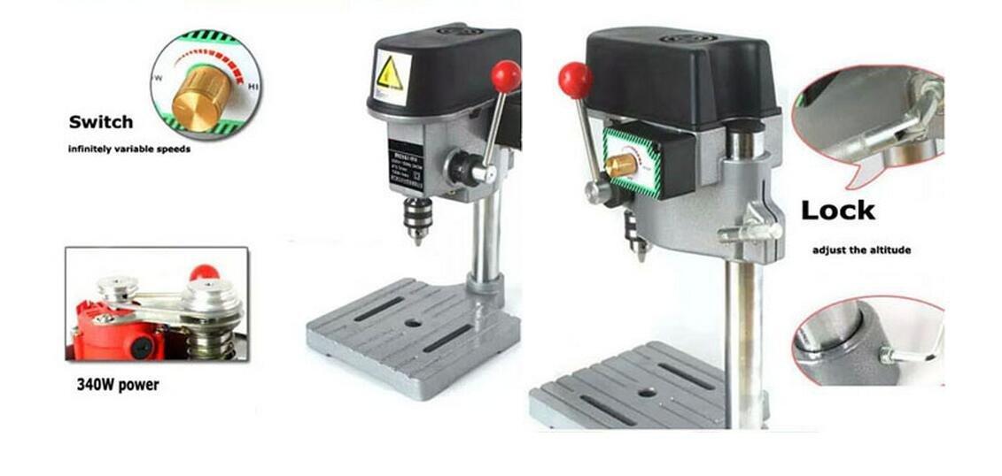 Mini Table drill press