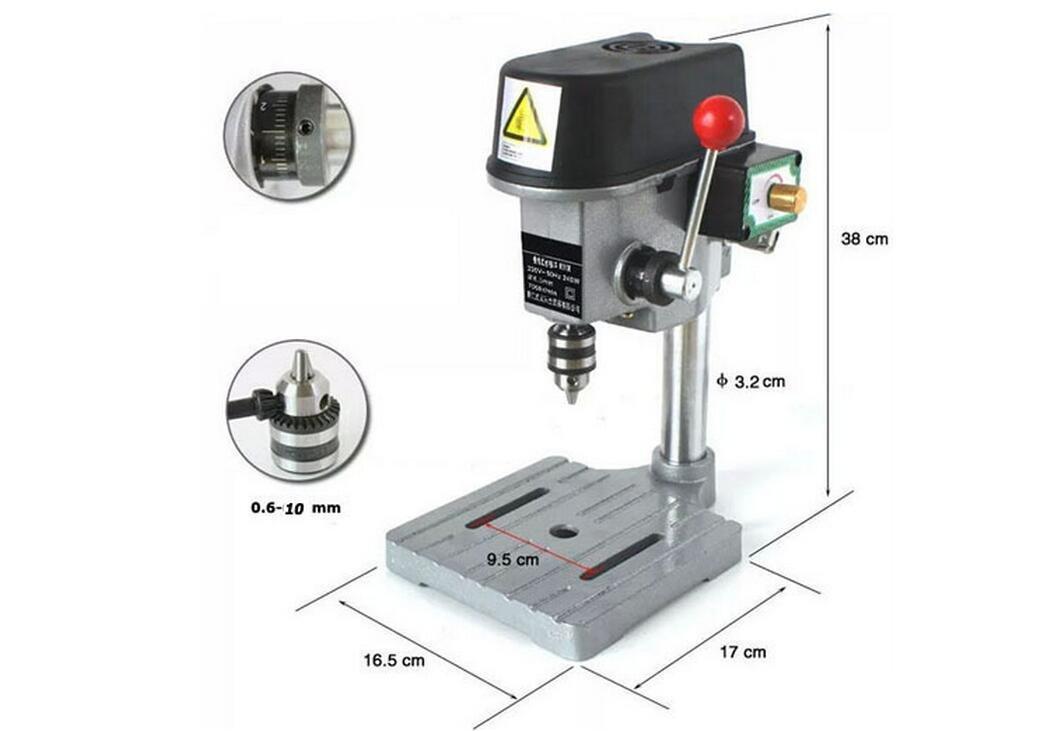 Mini Table Electric drill press