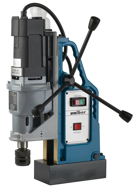 Unibor EQ100 Diameter Annular Cutter Magnetic Drill, 7/16-Inch by 4-Inch