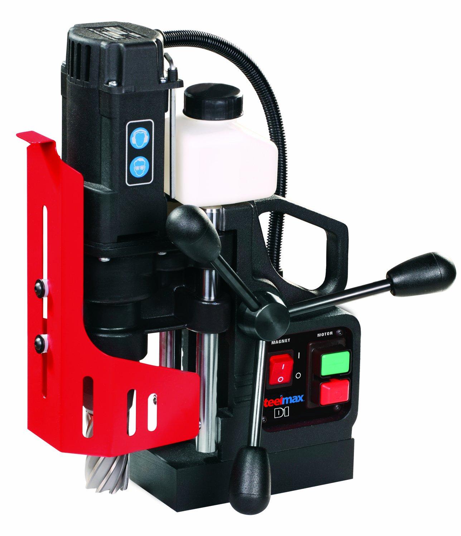 Steelmax SM-D1 Portable Magnetic Drill, 1-3/8
