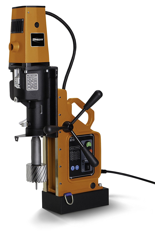 Jancy 4x4 Portable Magnetic-Base Drill, 120V, 11.7 Amp Motor, 4