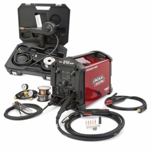 Lincoln Electric POWER MIG 210 MP Multi-Process Welder  K4195-1