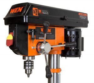 laser drill press by WEN