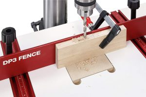 Woodpeckers drill press fence - dp3