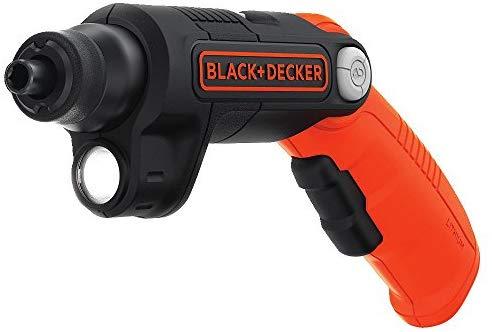BLACK+DECKER 4V MAX Cordless Screwdriver