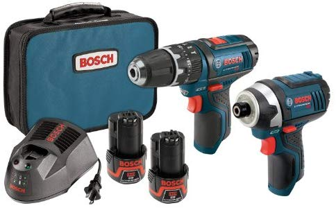 Bosch 12-Volt Max Lithium-Ion 2-Tool