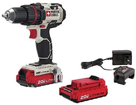 PORTER-CABLE 20V MAX Cordless Drill