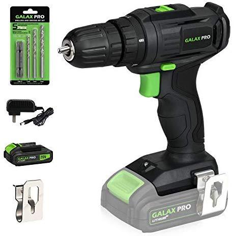 Cordless Drill, GALAX PRO 3/8''