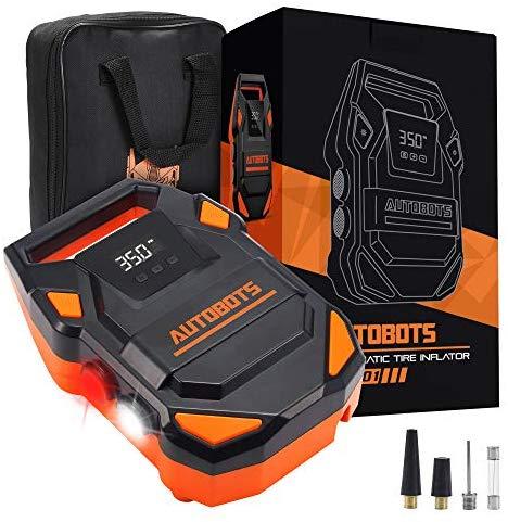 Autobots Portable Air Compressor Pump