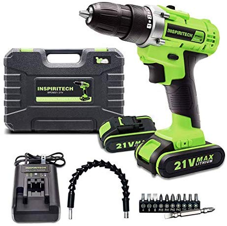 CACOOP Green Cordless 20V Lithium-ion