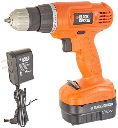 BLACK+DECKER GC960 9.6 volt NiCad