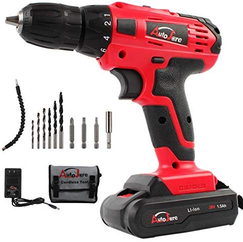 20V Electric Cordless Drill -