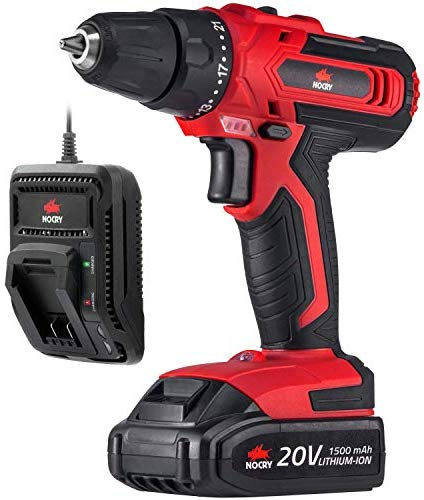 NoCry Cordless Drill/Driver Kit -