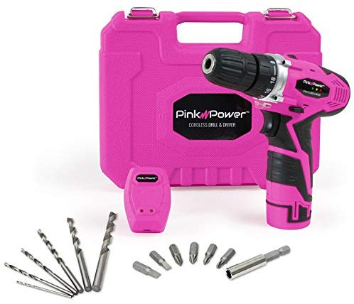 Pink Power PP121LI 12V Cordless