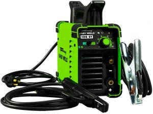 120V arc welder - Forny easy weld 298 - one of the best Forney welders