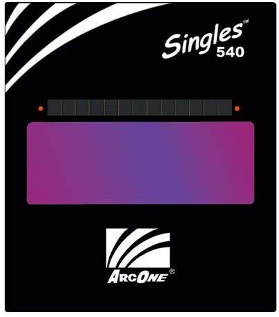 ArcOne S540-10 Vertical Single Auto-Darkening