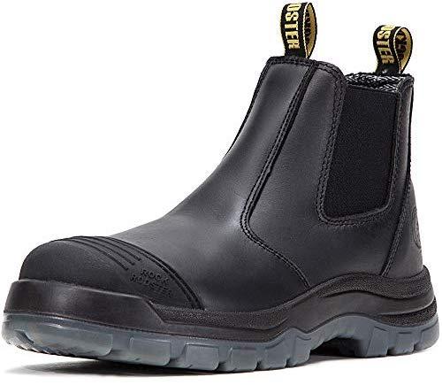 ROCKROOSTER Work Boots for Men,