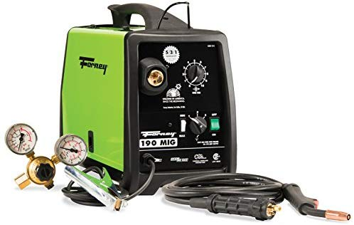 Forney 318 190-Amp MIG Welder,