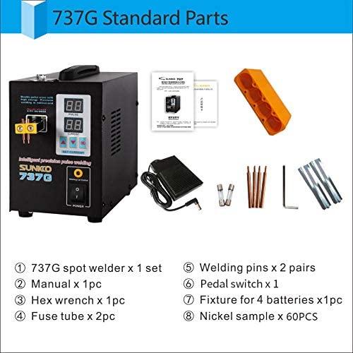 737G handy portable spot welder parts