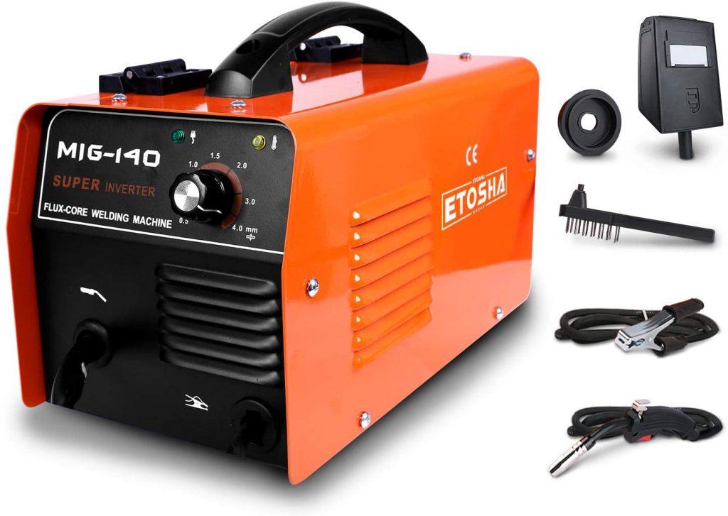 Etosha 140 amp mig welder