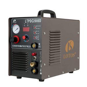 Lotos welder & plasma cutter 3 in 1