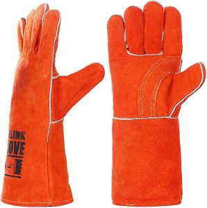 Leather Welding Wear